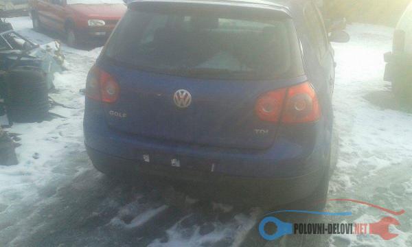 Polovni Delovi Za Volkswagen Golf 5 Kompletan Auto U Delovima