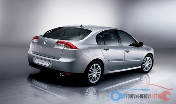 Polovni Delovi Za Renault Laguna LAGUNA 3 DELOVI Kompletan Auto U Delovima