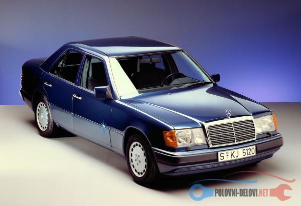 Polovni Delovi Za Mercedes Benz Ostalo Kompletan Auto U Delovima