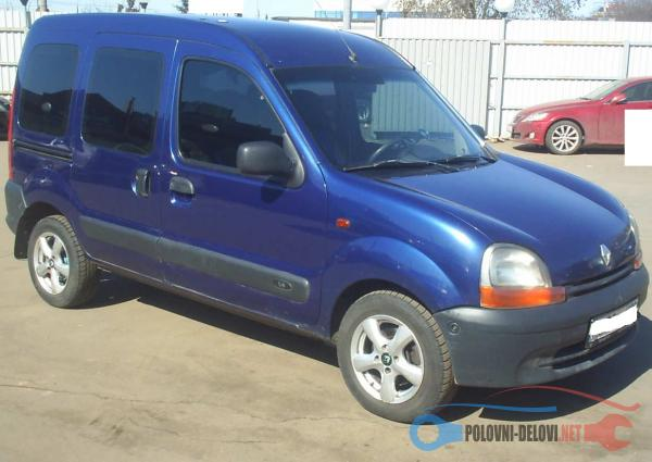 Polovni Delovi Za Renault Kangoo Kompletan Auto U Delovima