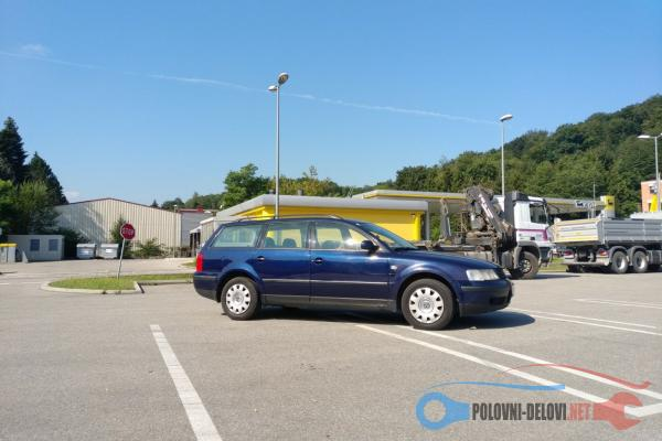 Polovni Delovi Za Volkswagen Pasat B5 Kompletan Auto U Delovima