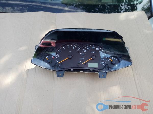 Polovni Delovi Za Ford Focus 1,6 Benzin 16v Elektrika I Paljenje