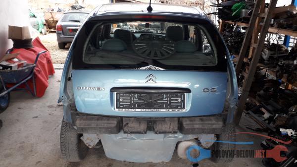 Polovni Delovi Za Citroen C3 Citroen C3 Kompletan Auto U Delovima
