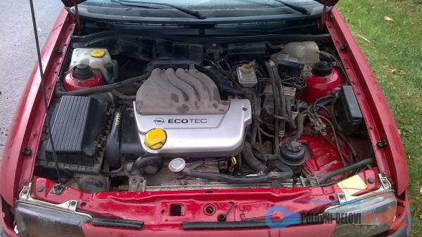 Polovni Delovi Za Opel Astra F 1,6 Benzin 16v Motor I Delovi Motora