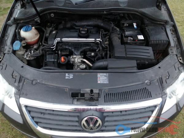 Polovni Delovi Za Volkswagen Pasat B6 2.0 Tdi 140ks Kompletan Auto U Delovima