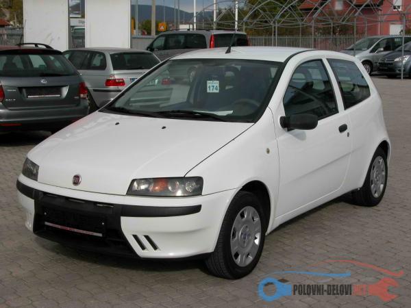Polovni Delovi Za Fiat Punto 1.2 B Kompletan Auto U Delovima