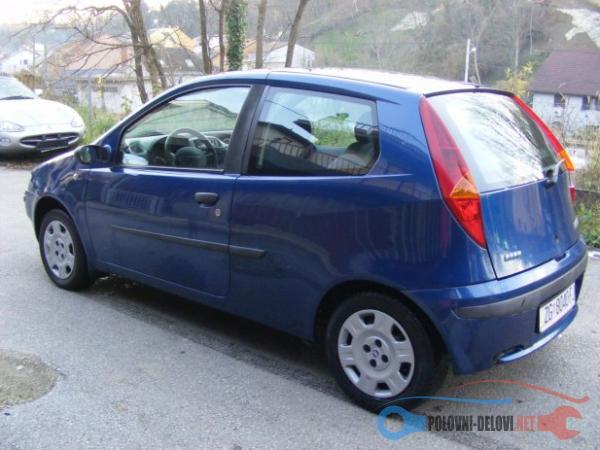 Polovni Delovi Za Fiat Punto Motor I Delovi Motora