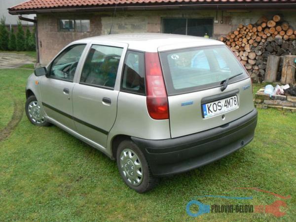Polovni Delovi Za Fiat Punto Razni Delovi