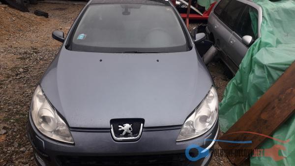 Polovni Delovi Za Peugeot 407 Peugeot 407 1.6hdi Kompletan Auto U Delovima