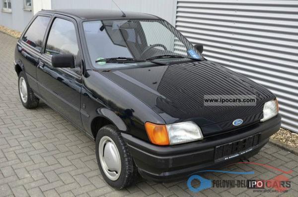 Polovni Delovi Za Ford Fiesta 1.8dizel Kompletan Auto U Delovima
