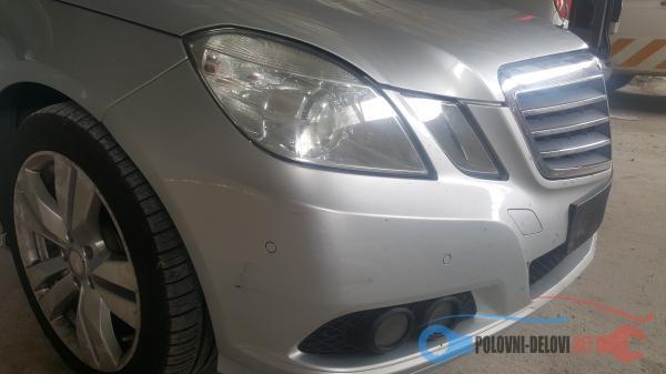 Polovni Delovi Za Mercedes Benz E 220 W212 Om651 Kompletan Auto U Delovima