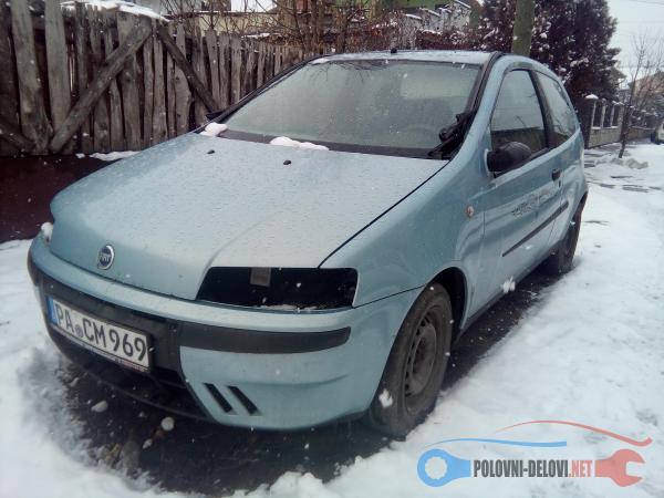 Polovni Delovi Za Fiat Punto 1.2 B Razni Delovi