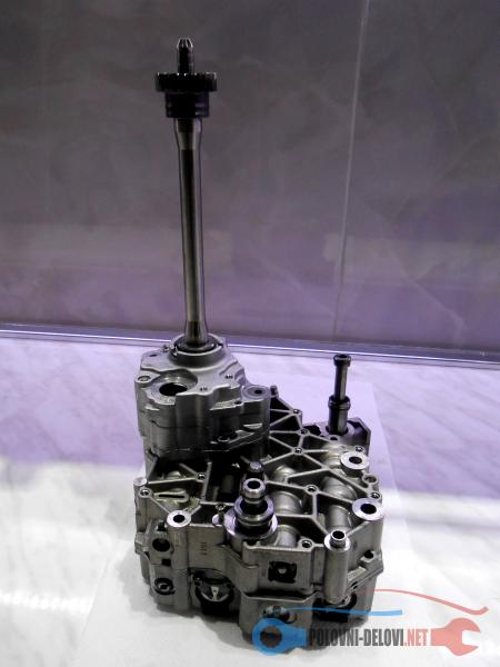 Polovni Delovi Za Audi A4 2.0 TDI Multitronic Menjac I Delovi Menjaca