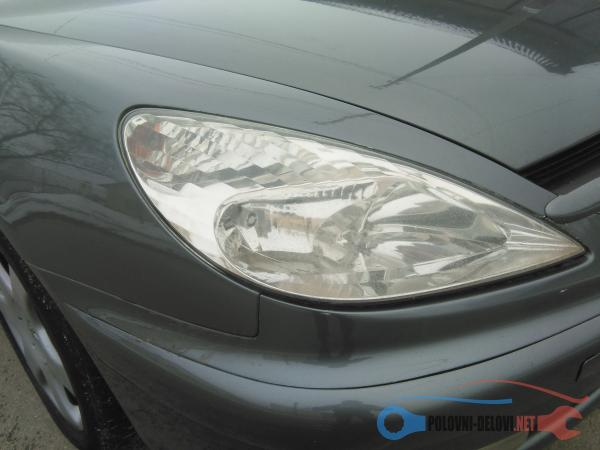 Polovni Delovi Za Peugeot 607 Karoserija