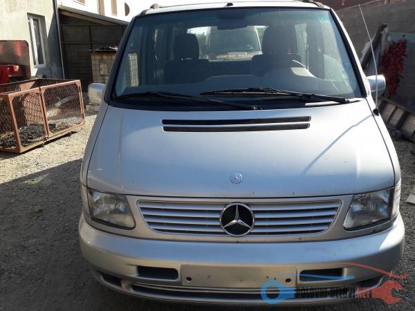Polovni Delovi Za Mercedes Benz Ostalo V Klasa V 220 V 230 W638 Kompletan Auto U Delovima