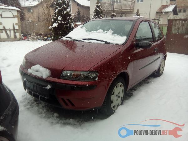 Polovni Delovi Za Fiat Punto 1.2 B Karoserija