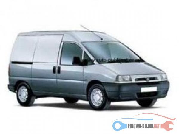 Polovni Delovi Za Peugeot Expert 2.0HDI 2.0JTD 1.9D 1.9TD Kompletan Auto U Delovima