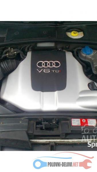 Polovni Delovi Za Audi A6 1.9tdi Motor I Delovi Motora