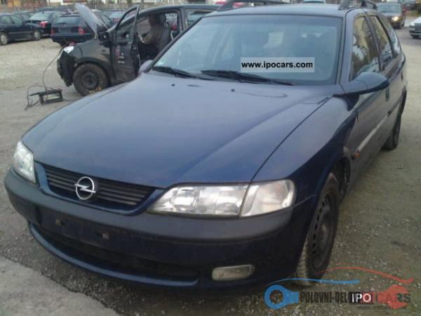 Polovni Delovi Za Opel Vectra B Razni Delovi