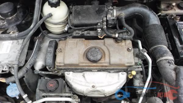 Polovni Delovi Za Peugeot 206 Motor I Delovi Motora
