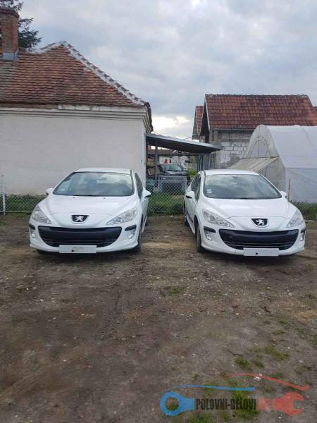 Polovni Delovi Za Peugeot 308 Kompletan Auto U Delovima