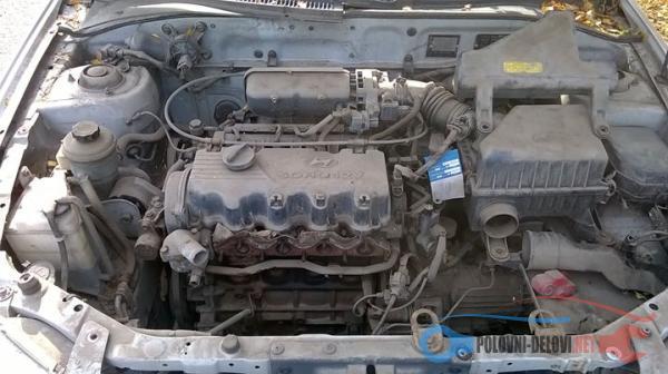 Polovni Delovi Za Hyundai Accent 1,3 Benzin Motor I Delovi Motora