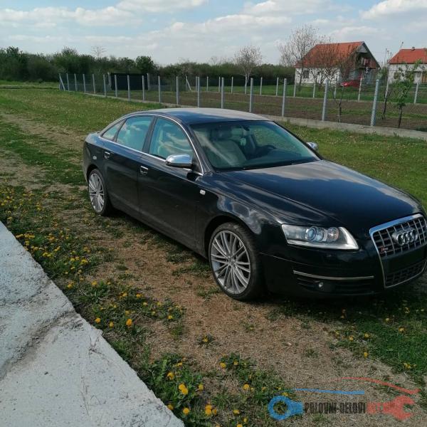 Polovni Delovi Za Audi A6 3.0tdi Kompletan Auto U Delovima