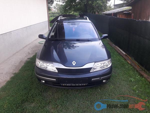 Polovni Delovi Za Renault Laguna 1.9 Dci Kompletan Auto U Delovima