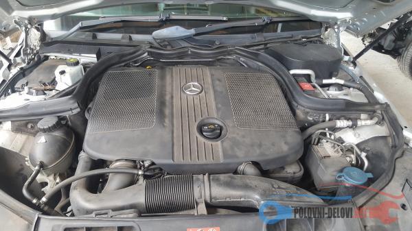 Polovni Delovi Za Mercedes Benz E 220 Motor 651 Motor I Delovi Motora