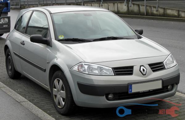 Polovni Delovi Za Renault Megane Dci Kompletan Auto U Delovima