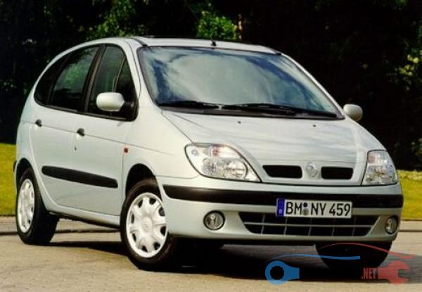 Polovni Delovi Za Renault Scenic 1.6 16v 1.9dci Kompletan Auto U Delovima