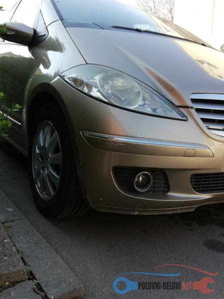 Polovni Delovi Za Mercedes Benz A Klasa CDI Kompletan Auto U Delovima