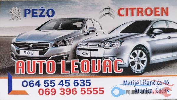 Polovni Delovi Za Peugeot 206 1.9 DIZEL Kompletan Auto U Delovima