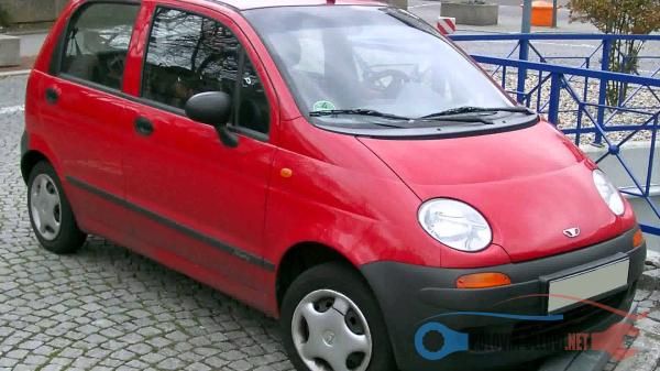 Polovni Delovi Za Daewoo Matiz Kompletan Auto U Delovima