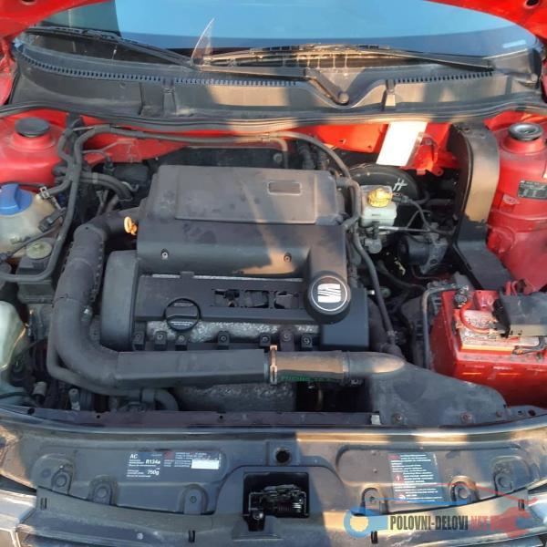 Polovni Delovi Za Seat Leon Motor I Delovi Motora