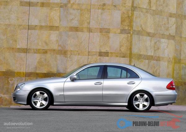 Polovni Delovi Za Mercedes Benz E 220 W211 220cdi Menjac I Delovi Menjaca