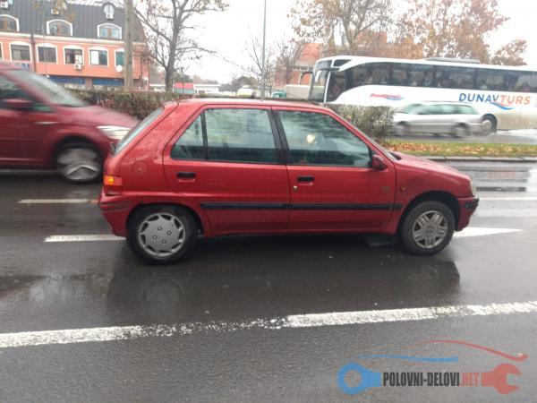 Polovni Delovi Za Peugeot 106 1.4 Razni Delovi