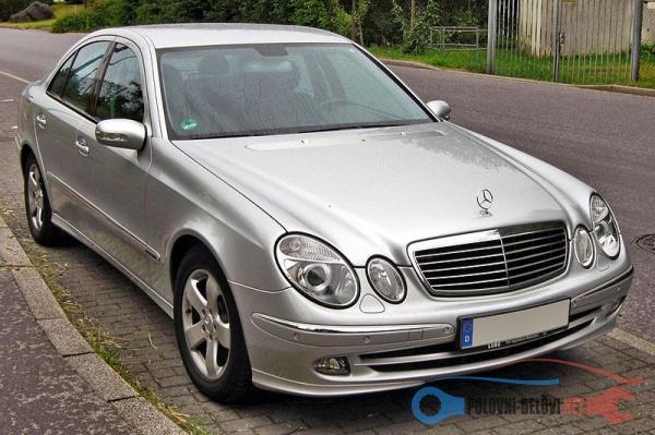 Polovni Delovi Za Mercedes Benz E Klasa W211 Kompletan Auto U Delovima